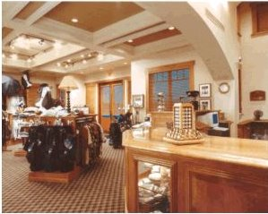 Pecan Valley Clubhouse Pro Shop